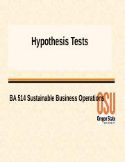 Hypothesis Testing W16.ppt