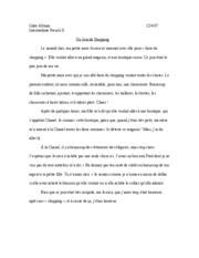 french essay 4