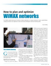 How_to_Operate--How_to_plan_and_optimize_WiMAX_networks-27982-1-087906