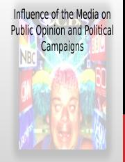 Influence-Of-The-Media-On-Public-Opinion-Political-Campaigns-Powerpoint.ppt