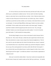 The Lottery Winner Essay Sample
