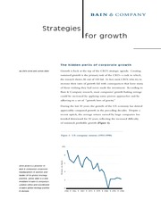 Strategies for business Growth