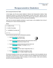 lecture 7 on Statistics I