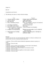 MA Long Questions & Answers Chapter 14