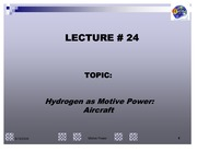 L24-Motive Power Aircraft