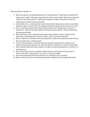 Study Questions for Chapter 15.docx