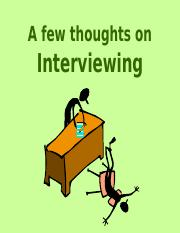 Interviewing.ppt