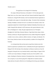study abroad essay examples