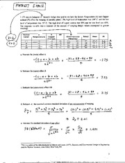 Math 687 Exam II Solutions, Spr04.