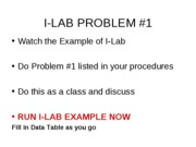 I-LAB Examples _1 and _2BNS 2.24.11