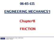 Chapter+8+Friction