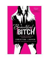 Christina Lauren, Beautiful Bastard 1.5, Beautiful Bitch.pdf