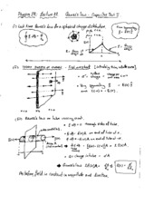Lecture 22 - Gauss's Law, Capacitor Part I