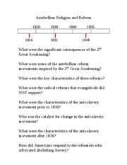 antebellum outline (scroll down to see the outline of the framework or to download the full document   the labor of enslaved people was organized and controlled in the antebellum.