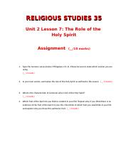 RS35Unit2Lesson7Assignment