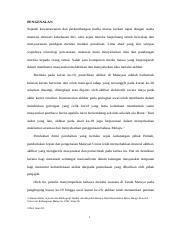 Hsm 216 Docx 1 0 Pengenalan Pada Tahun 1874 Apabila Perjanjian Pangkor Ditandatangani Maka Bermula Penjajahan Ataupun Campur Tangan British Dalam Course Hero