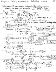 Physics_9HD_Midterm2_Solutions_2009