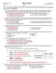 SP15_Econ1015_IC Quiz2_Lecture 2_Version 3_Solution