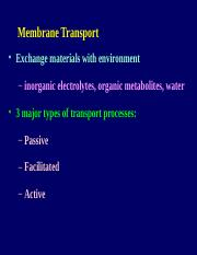 07 transport across membranes