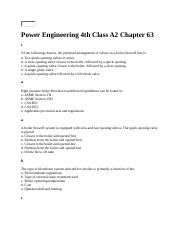 Power Engineering 4th Class A2 Chapter 63.docx