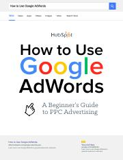 How_to_Use_Google_AdWords