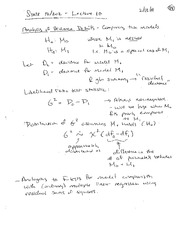 Handwritten Lecture Notes 10
