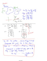 Class 7 Notes problems and solutions