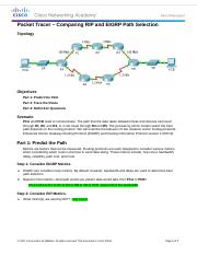 5.2.3.4 Packet Tracer - Comparing RIP and EIGRP Path Selection Instructions.docx
