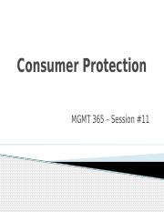 MGMT 365 Sess 11 - Consumers, Big Fat Liability handouts.pptx