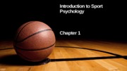Introduction and Chapter 1