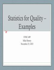 Statistics for Quality Example.pdf