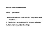 13_Natural_Selection_II