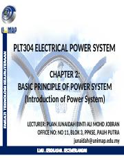 Ch2a_Introduction of power system
