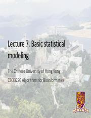 CSCI3220_2014Fall_07_BasicStatisticalModeling