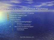 2. Defining Counseling_8.27.14