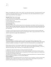 NURSING 307 : Pediatrics - West Coast University - Course Hero