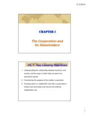 MGT353 - Chapter 01