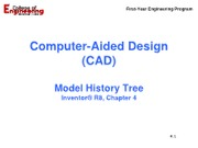 10-11 Inventor - Model History Tree - Ch 4