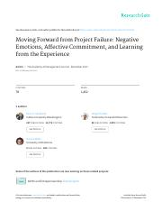 Shepherd-Moving-forward-project-failure-AMJ