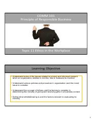 topic 11 ethics on the workplace.pdf