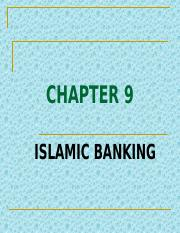 CHAPTER 9-ISLAMIC BANKING.ppt