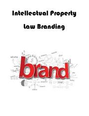 Intellectual Property Law Branding Project.pdf