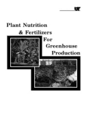 Plant Nutrition for Greenhouses