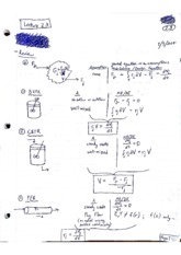 Lecture 2.3 Notes