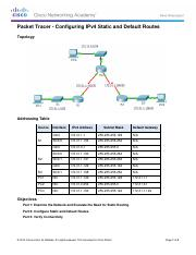 2.2.2.4 Packet Tracer - Configuring IPv4 Static and Default Routes Instructions.pdf