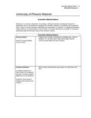 Multicultural Matrix and Analysis Worksheet SOC 315 Carlos F ...