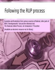 6 RationalUnifiedProcess.ppt