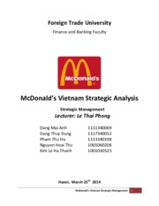 Mc_Donalds_Vietnam_Strategic_Analysis