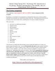 Written Assignment Guidelines S17.pdf