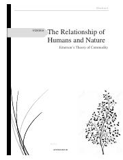 The Relationship of Humans and Nature.pdf